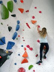 Klettern - Boldern