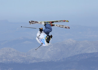 Freestyle Skiing - FIS Snowboarding and Freestyle Skiing World Championships - Men's Slopestyle final