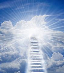 Gökyüzüne merdiven