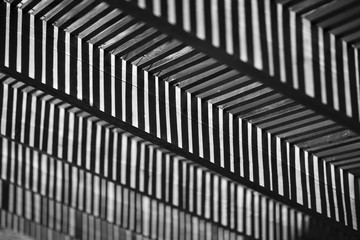 Texture in black and white