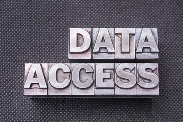 data access bm
