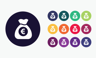 Euro-Money bag.