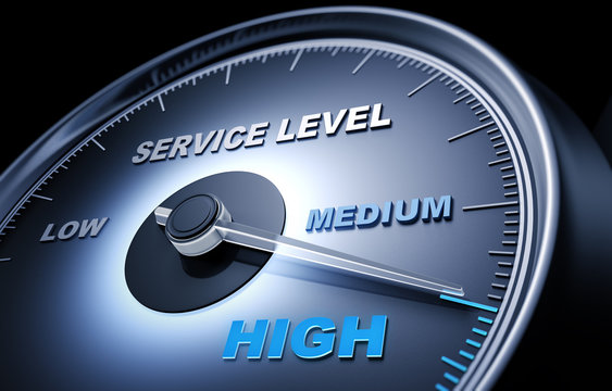 Tachometer Service Level
