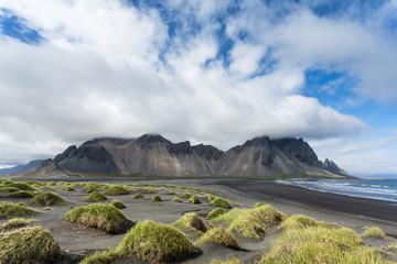 Die Landzunge Stokksnes auf Island