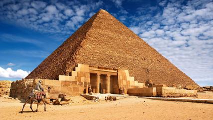 Egyptian pyramids - Egypt Travel