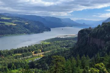 Columbia River Gorge, Oregon and Washington, USA