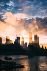 New York Sunset