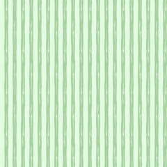 Vector set of seamless patterns with hand drawn vertical stripes. cCreative artistic lined background, template for web background, prints, wallpaper, surface, wrapping, repeat elements for design.