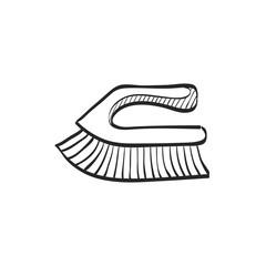 Sketch icon - Brush