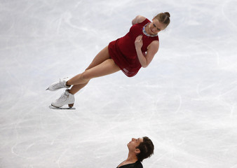 Figure Skating - ISU World Championships 2017 - Pairs Short Program