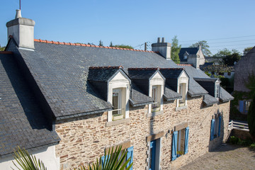 Maison Bretonne typique