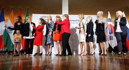 "W20 Summit under the motto ""Inspiring women: scaling up women's entrepreneurship"" in Berlin"