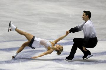 Figure Skating - ISU World Team Trophy - Pairs Free Skating