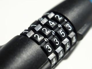Zahlenschloss, Code, Password