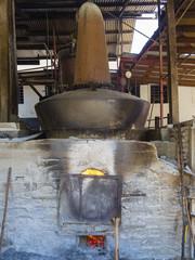 Alte River Antoine Rum Distillery, Staint Andrew, St. George, Grenada, Kleine Antillen, Karibik, Mittelamerika