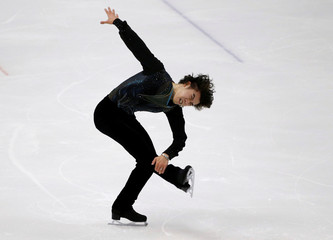 Figure Skating - Asian Winter Games - Men's Free Skating
