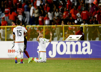 Football Soccer - Trinidad and Tobago v Mexico - World Cup 2018