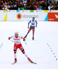 FIS Nordic Ski World Championships - Men's Cross-Country 4 x 10 km Relay