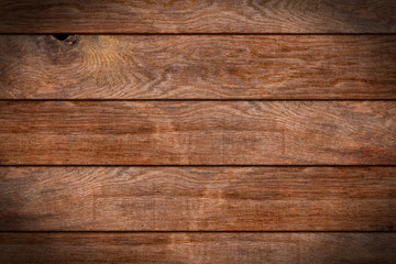 rustic old oak wood planks texture background / Eiche Holz bretter planken hintergrund textur panorama