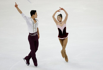 Figure Skating - Asian Winter Games - Pairs Free Skating