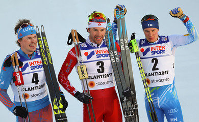 FIS Nordic Ski World Championships - Men's Cross-Country 50 km Mass Start Free