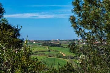 Sao Lourenco in Ericeira Portugal.