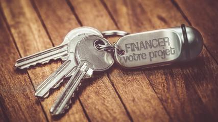 porte-clés métal : financer votre projet
