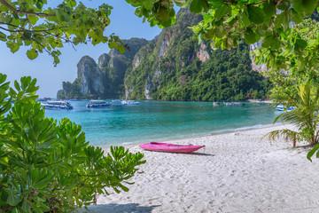 Phi Phi Islands in Andaman Sea ,Krabi, Thailand