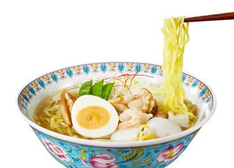 塩ラーメン (Japanese Ramen Noodle)