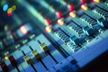 Music Mixer Mastering Sound