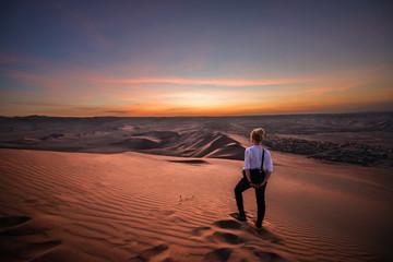 Desert, Peru