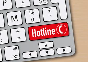 hotline - assistance téléphonique - service en ligne - web - aide