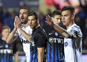 Football Soccer - Atalanta v Juventus - Italian Serie A