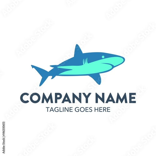 shark logo template stock image and royalty free vector files on