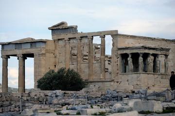 antik, grekland, aten