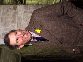 THE PRINCE OF WALES VISITS RUTHIN IN NORTH WALES.