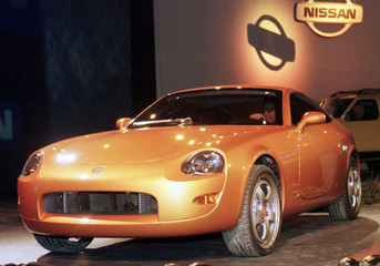 Drawing on the 30-year-old design of the famous Datsun 240-Z sports car, Nissan introduced the Nissa..