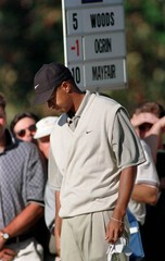 WOODS AFTER BOGEY AT CANADIAN OPEN