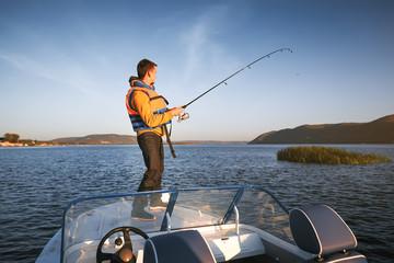 Poster Fishing fishing