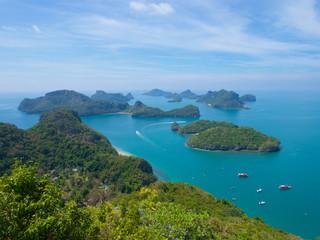 Mu Ko Ang Thong National Marine Park,Thailand