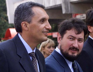 KOSTOV AND GEORGIEVSKI WAVE IN BLAGOEVGRAD.