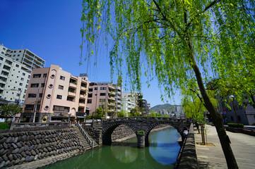 長崎の眼鏡橋/MeganeBashi Bridge in Nagasaki