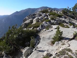 San Jacinto mountain scenery