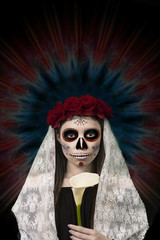 Día de los Muertos Catrina