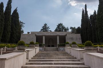 Sacrario militare di Mignano Montelungo FR