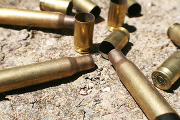 Ammo ( Bullet Casings ) High Quality