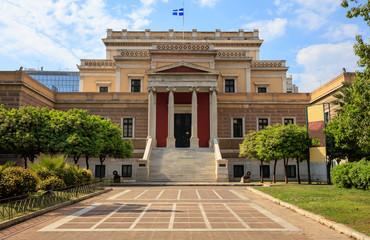 Printed kitchen splashbacks Athens Athens, Greece - National historical museum