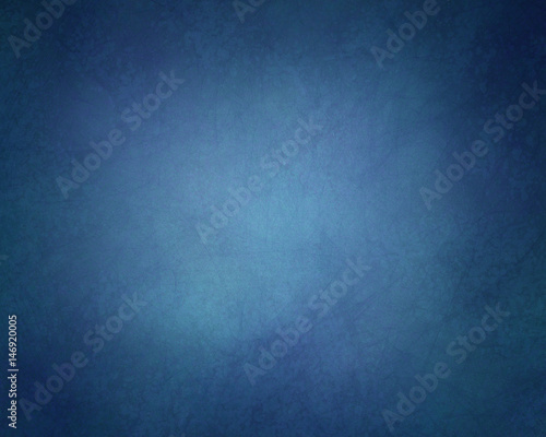 abstract solid background in dark blue color hues with soft