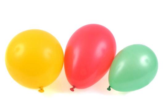 Les ballons de baudruche