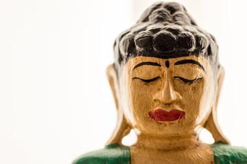 Meditação.